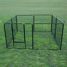 8 Panel Pet Playpen Enclosure
