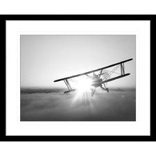 Airshow X Framed Print