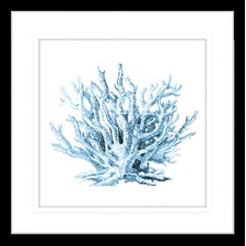 Flora and Fauna XIII Framed Print