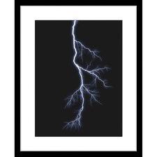 Thunderstorm II Framed Print