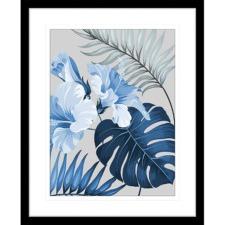 Tahitian Hibiscus I Framed Print