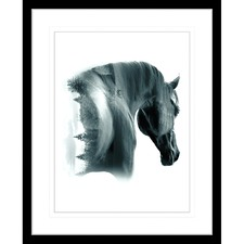 Born To Be Wild I Framed Print