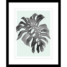 Modern Monstera VI Framed Print