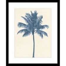 Seaside Escape I Framed Print