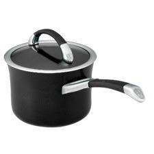 2.8L Hard Anodised Saucepan