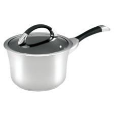 3.3L Stainless Steel Saucepan