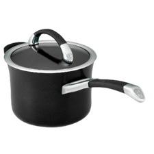 3.8L Hard Anodised Saucepan
