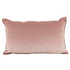 Parker Velvet Lumbar Cushion