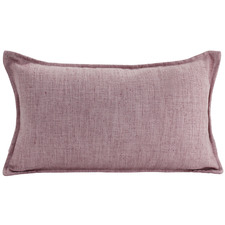 Baker Rectangular Linen-Blend Cushion