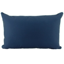 Navy Mikaela Lumbar Cushion