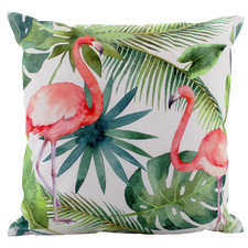 Flamingo Duo Outdoor Cushion