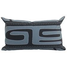 Black & White Innie Outdoor Cushion
