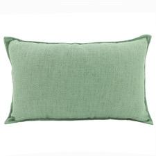 Jixen Linen-Blend Lumbar Cushion