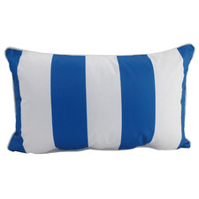 Stripe Outdoor Lumbar Cushion
