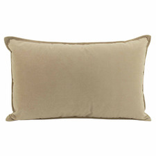 Haru Velvet Lumbar Cushion