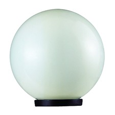 Polycarbonate Spherical Pillar Top Light