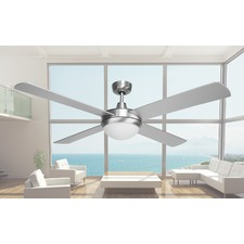 """Brisk 42"""" Ceiling Fan and Light"""