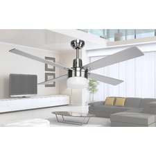 "Windy 48"" Ceiling Fan and Light"