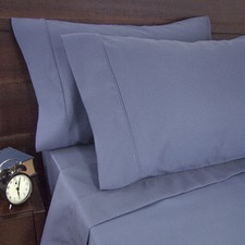1900 Thread Count  Sheet Set Blue