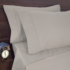 1900 Thread Count  Sheet Set Grey