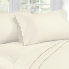 Ivory Ardor 1000TC Cotton Rich Sheet Set