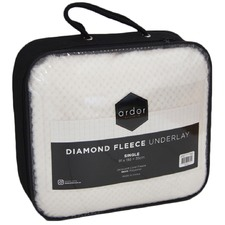 Diamond Fleece Bedding Underlay