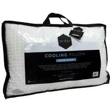 Cotton & Polyester Cooling Pillow