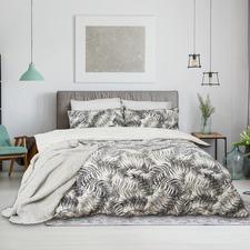 Ferntree Textured Cotton Quilt Cover Set