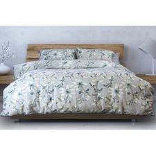 Lucille Textured Cotton Quilt Cover Set