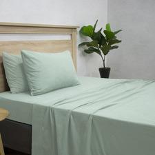 Turquoise Apartmento Sheet Set
