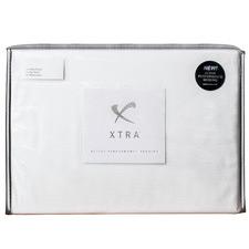 White Plain Dyed Xtra Sheet Set