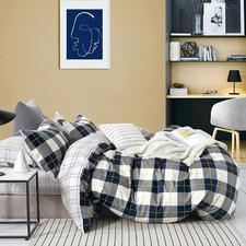 Cooper Cotton Quilt Cover Set