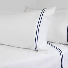 Zosime Cotton-Blend Sheet Set
