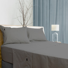 Hadriana Cotton-Blend Sheet Set