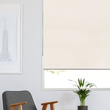Stone Holland Roller Blind