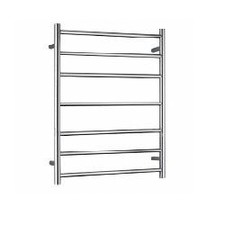 Jess Stainless Steel Non-Heated Towel Ladder in Polished Chrome
