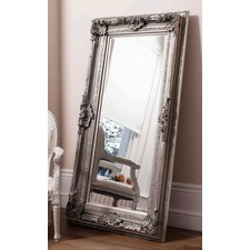Valois Mirror in Silver