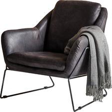 Carson Leather Armchair
