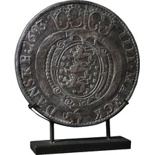 Zeus Coin on Stand