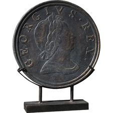 Atticus Coin on Stand