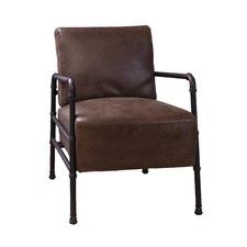 Sierra Leather Armchair