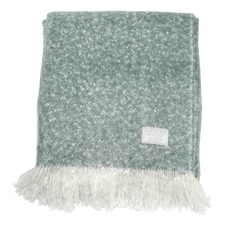 Chic Fau Mohair Throw