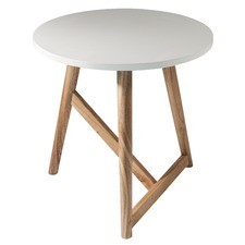 Hamar Round Side Table