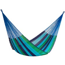 Single Oceanica Cotton Hammock