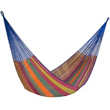 Single Mexicana Cotton Hammock