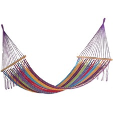 Queen Colorina Fringeless Hammock