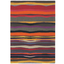 Warm Brink Hand-Tufted Wool Rug