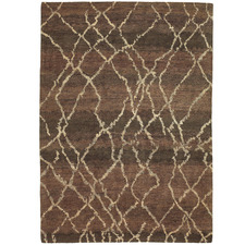 Himali Diamond Hand-Knotted Wool