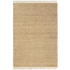 Tan Atelier Hand-Woven Wool Rug