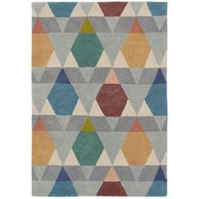 Aquua Estella Vases Hand-Tufted Wool Rug